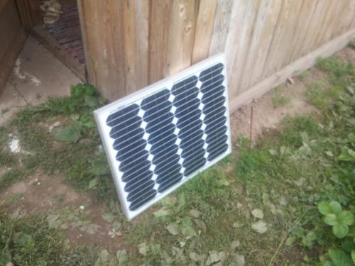 солнечная батарея 50Вт